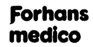 FORHANS MEDICO