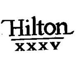 HILTON XXXV