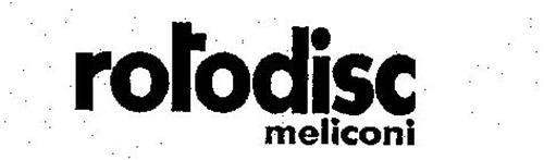 ROTODISC MELICONI