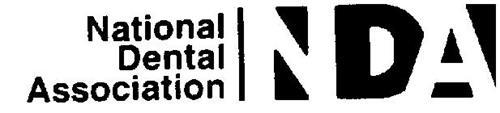 NATIONAL DENTAL ASSOCIATION NDA