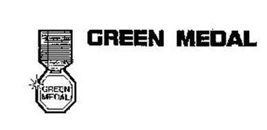 GREEN MEDAL GREEN MEDAL
