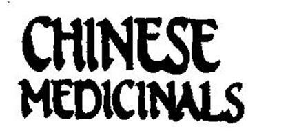 CHINESE MEDICINALS
