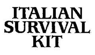 ITALIAN SURVIVAL KIT