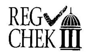 REG-CHEK