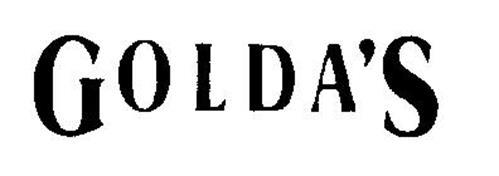GOLDA'S