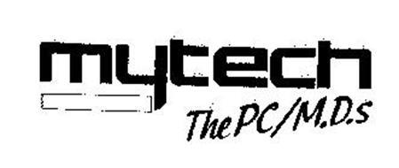 MYTECH THE PC/M.D.S