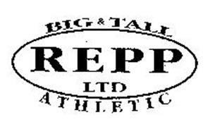 BIG & TALL REPP LTD ATHLETIC