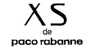 XS DE PACO RABANNE