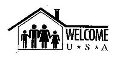 WELCOME U S A