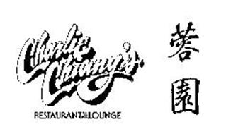 CHARLIE CHIANG'S RESTAURANT&LOUNGE