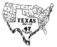 TEXAS AND HER 47 SUBURBS