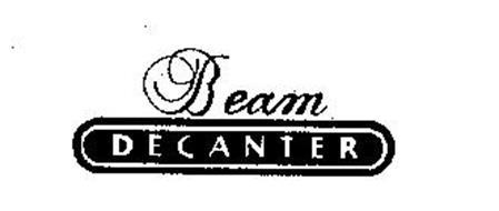 BEAM DECANTER