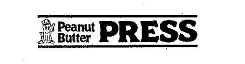 PEANUT BUTTER PRESS