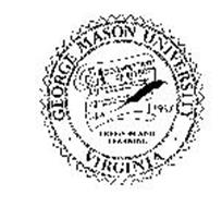 GEORGE MASON UNIVERSITY VIRGINIA A DECLARATION OF RIGHTS 1957 FREEDOM AND LEARNING