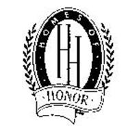 HOMES OF HONOR HH