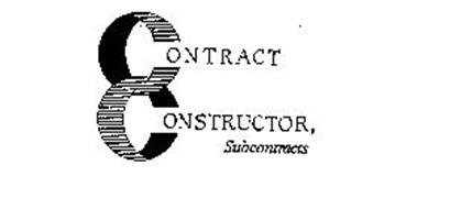 CONTRACT CONSTRUCTOR, SUBCONTRACTS