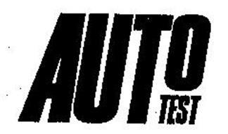 AUTOTEST