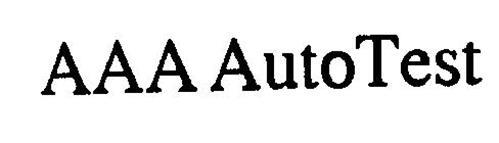 AAA AUTOTEST
