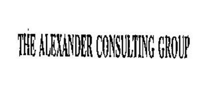 THE ALEXANDER CONSULTING GROUP