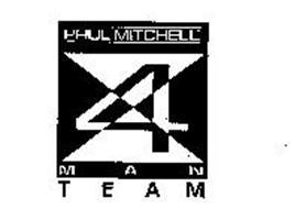 PAUL MITCHELL 4 MAN TEAM