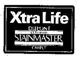 XTRA LIFE DUPONT CERTIFIED STAINMASTER CARPET