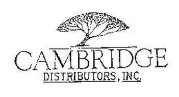 CAMBRIDGE DISTRIBUTORS, INC.