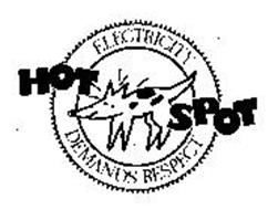 HOT SPOT ELECTRICITY DEMANDS RESPECT