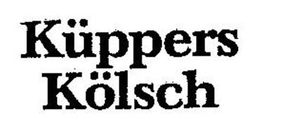 KUPPERS KOLSCH