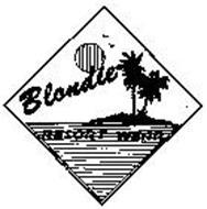 BLONDIE RESORT WEAR