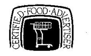 CERTIFIED FOOD ADVERTISER