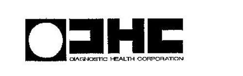 DHC DIAGNOSTIC HEALTH CORPORATION