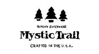 QUALITY OUTERWEAR MYSTIC TRAIL CRAFTED IN THE U.S.A.