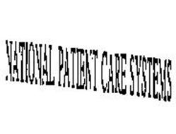 NATIONAL PATIENT CARE SYSTEMS