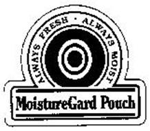 ALWAYS FRESH ALWAYS MOIST MOISTUREGARD POUCH