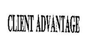 CLIENT ADVANTAGE