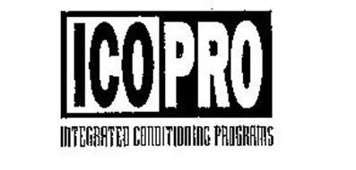 ICOPRO INTEGRATED CONDITIONING PROGRAMS