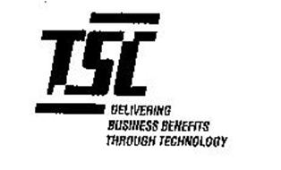 TSC DELIVERING BUSINESS BENEFITS THROUGH TECHNOLOGY