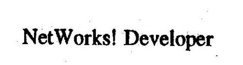NETWORKS! DEVELOPER