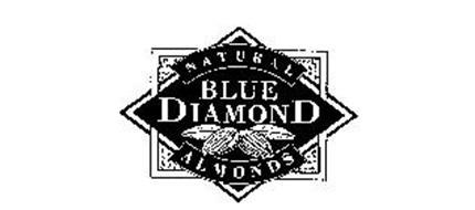 NATURAL BLUE DIAMOND ALMONDS