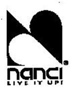 NANCI LIVE IT UP!