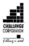 CHALLENGE CORPORATION FILLING A NEED