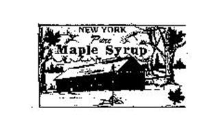 NEW YORK PURE MAPLE SYRUP