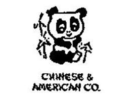CHINESE & AMERICAN SALES CO.