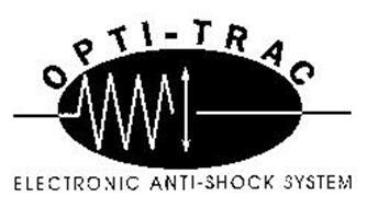 OPTI-TRAC ELECTRONIC ANTI-SHOCK SYSTEM