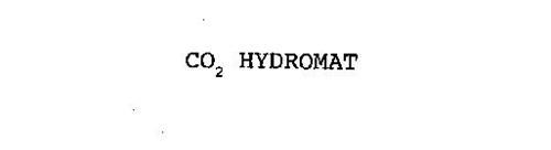 CO2 HYDROMAT