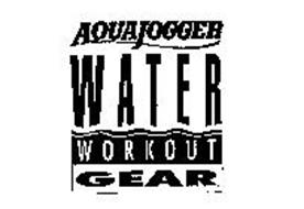 AQUAJOGGER WATER WORKOUT GEAR