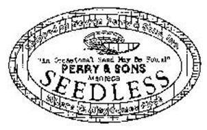 SHIPPED BY GEORGE PERRY & SONS, INC.