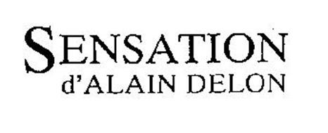 SENSATION D'ALAIN DELON