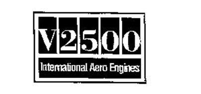 V2500 INTERNATIONAL AERO ENGINES