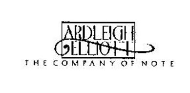 ARDLEIGH ELLIOTT THE COMPANY OF NOTE